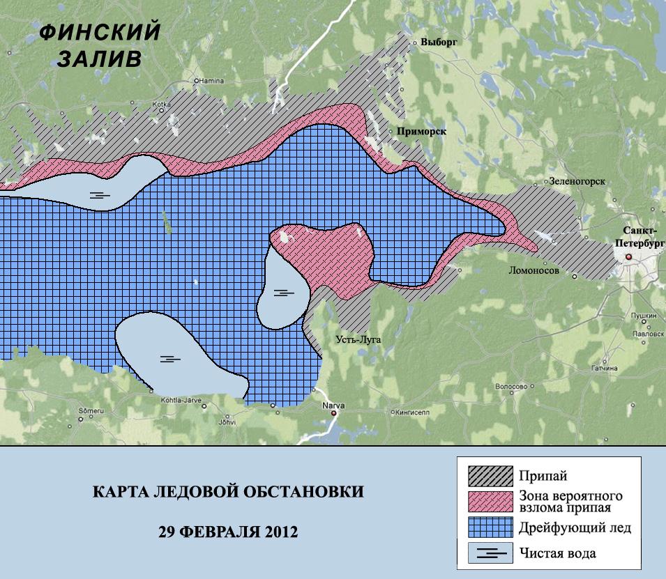 прогноз клева рыбы финский залив комарово